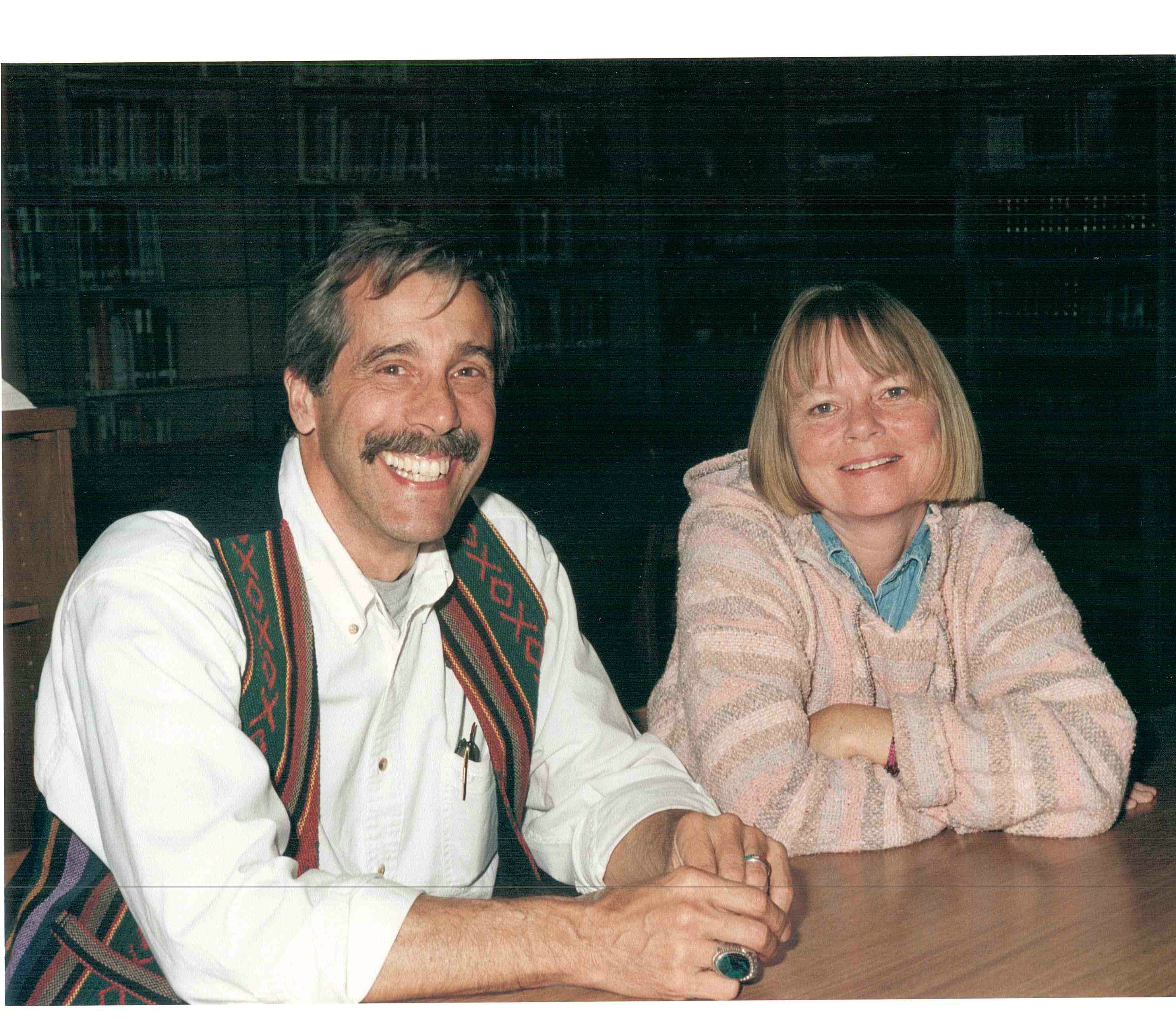 Gerald and Loretta Hausman